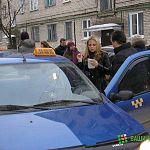 В Великом Новгороде прошёл рейд по проверке такси
