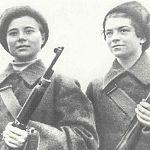70 лет назад снайперы Наташа и Маша стали Героями