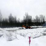 В Окуловке началось строительство центра гребного слалома