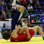 Новгородка Надежда Соколова стала победительницей представительного международного турнира по борьбе