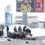 Сергей Митин предложил установить на Колмовском мосту «лежачих полицейских»