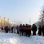 В Ытык-Кюеле прошёл митинг,  посвященный 70-летию боя на Ильмене