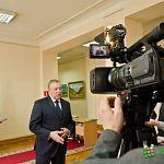 Сергей Митин о министерстве леса, долгах за газ и ремонте трассы М-10