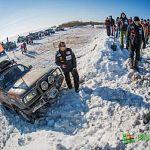 Участники ралли «Экспедиция-трофи-2013» не рискнули покорять новгородский спецучасток
