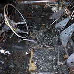 В Пестове ночью дважды загорался один автомобиль
