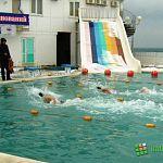 Новгородские спортсмены завоевали пять медалей Чемпионата России по зимнему плаванию