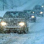 Водителей просят воздержаться от поездок по трассе «Россия» из-за циклона