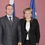 В региональной приемной Дмитрия Медведева рады переменам в Министерстве обороны