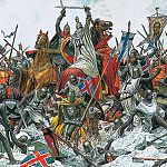 Новгородец предположил, что Ледовое побоище произошло совсем в другом месте