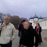 В Великом Новгороде выступили известные поэты