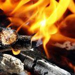 В Новгородской области женщина бросилась в горящий костёр и погибла
