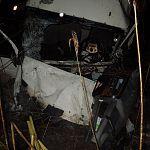 На трассе Великий Новгород – Луга погиб водитель