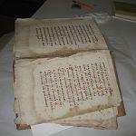 В Великий Новгород после реставрации вернули Евангелие XVI века