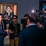 В Пушкинском музее выставлены сто картин из собрания Вячеслава Кантора