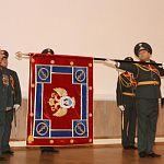 Владимир Владимиров вручил новгородским наркополицейским знамя