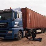 В Петербурге СОБР задержал подозреваемых в грабежах водителей на трассе «Россия» в Новгородской области