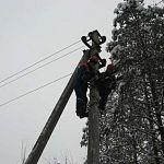 Вчерашний шторм оставил без света 124 населённых пункта в Новгородской области