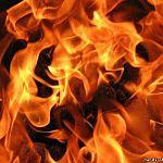 На пожаре в Холмском районе погибли люди