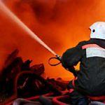 Ночью на пожаре в Хутыни погибли два пожилых человека