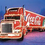 Сегодня в Великий Новгород впервые приедет «Рождественский Караван» Coca-Cola