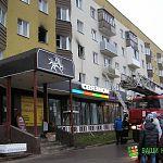 На пожаре в Великом Новгороде пострадал ребёнок