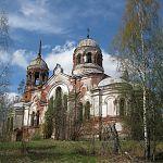 В Новгородской области разрушенный храм передали Фонду, который займётся его восстановлением