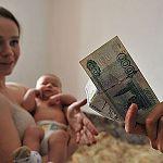 Пособия по материнству и детству с 2014 года вырастут на пять процентов