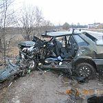 Пять человек пострадали в ДТП в Пестовском районе