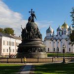Великий Новгород признали самым бюджетным для отдыха туристов с детьми