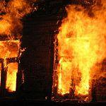 В новогоднюю ночь на пожарах в Новгородской области погибли два человека