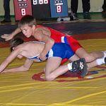 Новгородцы завоевали две медали первенства Северо-Запада по греко-римской борьбе