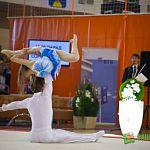 Новгородские акробаты выиграли пять медалей первенства Северо-Запада