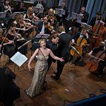 «Год культуры» открылся роскошным концертом с участием звезд оперы