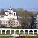 В Никольском соборе появится электронный выставочный комплекс «Памятники Ярославова дворища»