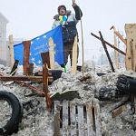 Автор «Новгородского Чикаго» Максим Григорьев рассказал новгородцам о происходящем в Украине