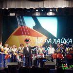 Виртоузу-балалаечнику Иллариону Назину новгородцы аплодировали стоя
