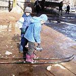 «Лыжня России» - переносится