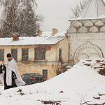 В Десятинном монастыре отслужили панихиду по 108-летней монахине