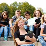 Новгородские школьники заявились на «Тест-драйв в питерской вышке»