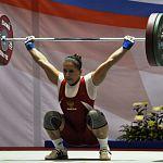 Надежда Ломова вновь выиграла Кубок России по тяжёлой атлетике