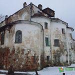 Над старообрядческой церковью Илии на Славне подняли крест