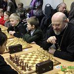 Православные приходы Великого Новгорода встретились за шахматной доской