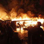 Майдан идет по Украине: оппозиция занимает обладминистрации