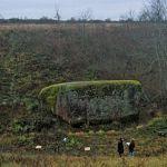 Гигантский камень у деревни Камень стал памятником в Новгородской области