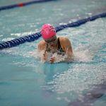 Новгородская спортсменка победила на чемпионате СЗФО по плаванию