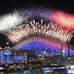 XXII Зимняя Олимпиада - 33 медали у России