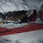 На пожаре в Великом Новгороде погибла женщина