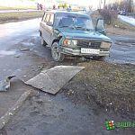 За вчерашний день в Новгородской области произошло одно ДТП с пострадавшими