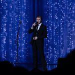 Новгородский певец Денис Яковлев встретился со своими поклонниками в Арт-гостиной «На Дворцовой»