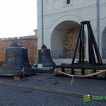 В Великом Новгороде поднимут над землёй самые большие колокола